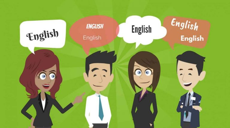 How can I learn English well and get a good job?