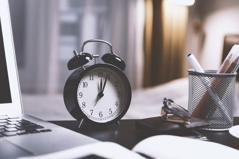 Talking about daily routines:  At home, at work, and in service