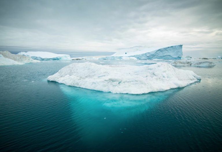 Icebergs are more than meets the eye